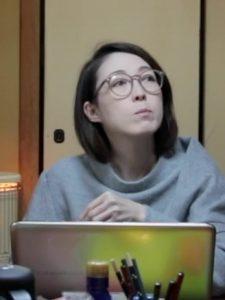 澤井寧子近影